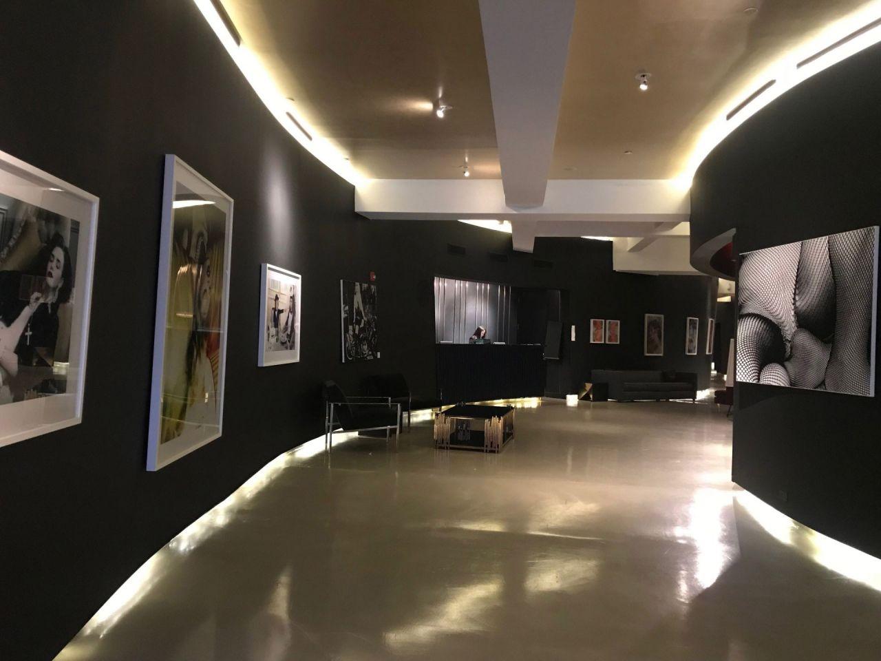 Art corridor